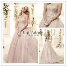 aliexpress com buy aliexpress peach colored wedding dresses 2016