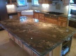 Ideas For Care Of Granite Countertops Kitchen Countertop Ideas Types Of Kitchen Countertops How To