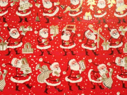 vintage christmas wrapping paper christmas gift wrapping paper fishwolfeboro
