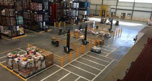 warehouse layout design principles distribution center layout mccue corporation
