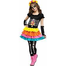 skull kid halloween costume day of the dead child halloween costume walmart com