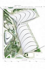 zaha hadid cairo expo city 2009 i love how this site plan looks