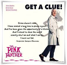 the pink panther show quote to remember the pink panther 2006