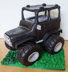 jeep logo cake gallery