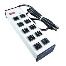 Electrical Outlet Strips Under The Cabinet Multi Outlet Strips Extension Cords U0026 Surge Protectors The