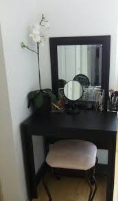 Corner Vanity Table Makeup Vanity Best Small Vanity Table Ideas On Pinterest Area