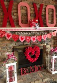 Simple Decoration For Valentine S Day by 147 Best Valentine Decorations Images On Pinterest Valentine