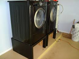 Samsung Blue Washer And Dryer Pedestal Washing Machine And Dryer Pedestal Stand A Diy Happiness 5