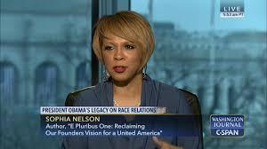 Washington Secretary Of State Legacy by Washington Journal Sophia Nelson Discusses President Obama U0027s