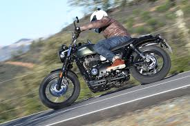 triumph motocross bike triumph street scrambler review better in every way