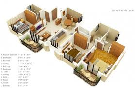 contemporary floor plans for new homes 3 bedroom apartment house plans