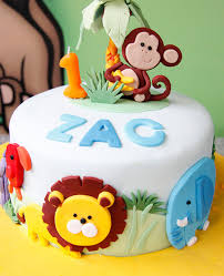 jungle theme cake jungle themed 1st birthday cake birthday cakes cake and birthdays