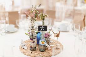 shabby chic uk wedding theme real wedding