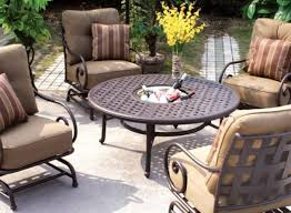 miraculous wrought iron patio furniture glides tags patio