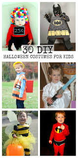 boo 30 diy halloween costumes for kids amotherworld