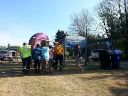 thanksgiving volunteer opportunities toronto city of toronto to celebrate new driftwood parkette playground