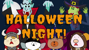 kids halloween clipart it u0027s halloween tonight halloween song for kids the singing