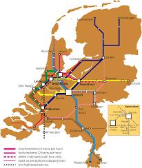 netherlands metro map pdf netherlands rail map