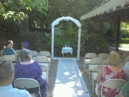 Wedding Arch Garden Outdoor Wedding Arch Picture Of Casa Garden Restaurant