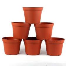 Home Depot Plastic Planters by Terra Cotta Nursery Pots Pots U0026 Planters The Home Depot