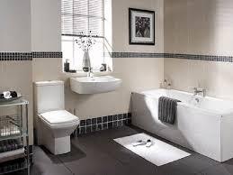 Black And White Bathroom Decor by Modern Bathroom Floor Tile Zamp Co