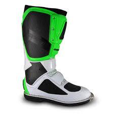 gaerne sg12 motocross boots botas gaerne sg12 motocros enduro blanco verde made in italy