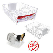 Kitchen Drying Rack For Sink by Dish Drying Racks Ebay
