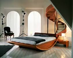unique bed furniture modern bedrooms