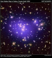 Map Of Universe Hubble U0027s Dark Matter Map Nasa