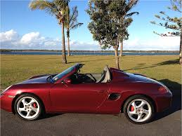 porsche boxster body kit 1997 2004 porsche boxster speedster humps