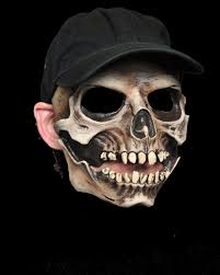 faceless mask halloween horror scary halloween mask costumes and props grim nation