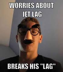 Jet Lag Meme - 9 strategies to put jet lag in its place by onlineclock
