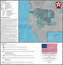Guantanamo Bay Map America Reborn A 1983 Doomsday Map Profile By Mdc01957 On Deviantart