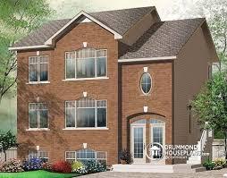 Multi Family House Plans Triplex 54 Best Builder House Plans U0026 Multi Family Home Plans Images On