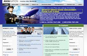 Jobs With Resume by The Best Job Search Websites For Pilots