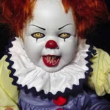 Halloween Costumes Kids Scary Clown 25 Halloween Clown Scary Ideas Scary Clown