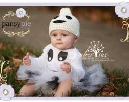 Baby Boy Halloween Costumes 3 6 Months Baby Ghost Costume Etsy