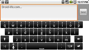 htc ime apk customized htc ime keyboard v20 released droid