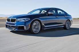 bmw car of the year 2018 bmw 5 series reviews and rating motor trend