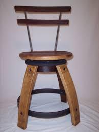 bar stools wine barrel side table oak barrel bar stools wine