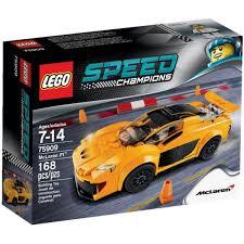 lego speed champions lamborghini speed champions mclaren p1 75909