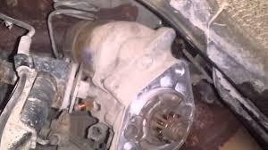 toyota 4runner alternator problems 2003 toyota 4runner starter removal