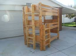 Bunkbeds Colungas Custom Beds - Long bunk beds