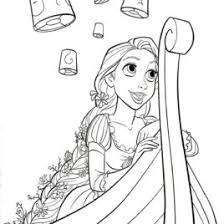 Tangled Sun Coloring Page Kids Drawing And Coloring Pages Marisa Coloring Pages Tangled