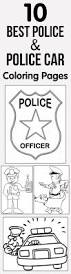 police badges coloring pages for kinder coloring home