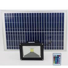 solar powered dusk to dawn light china brighter solar light ip65 wired waterproof solar powered flood
