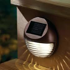 Solar Malibu Lights by Fence Lights Backyard Fence Ideas