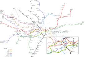 London Metro Map by What Does London U0027s Tube Map Really Look Like Creative Data