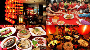 places to host corporate cny luncheon dinner in klang valley