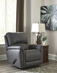 Reclining Leather Chair Furniture Perfectly Fits Within Any Living Space With Ashley